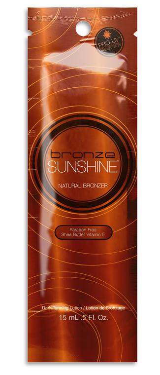 Voidet BRONZE SUNSHINE 2 itsepalvelu solarium